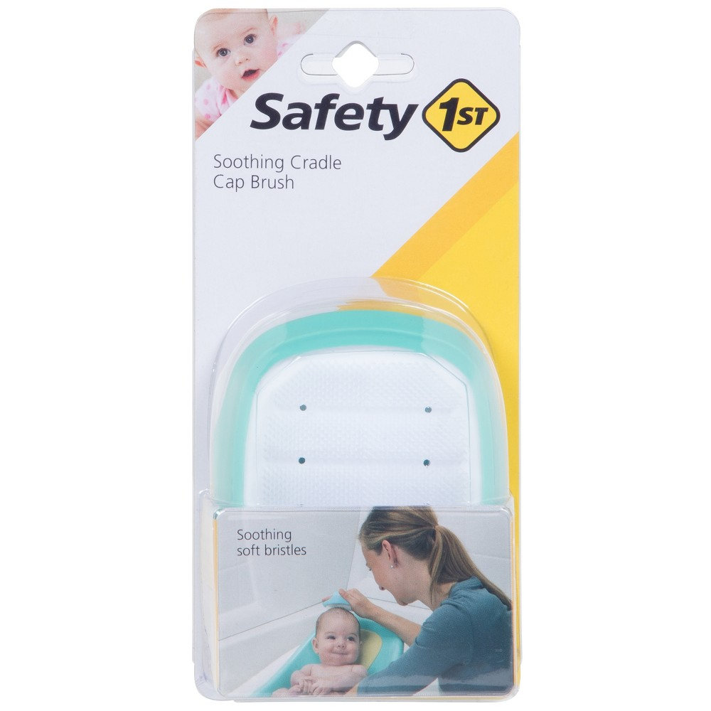 Soothing Scrub Wet Brush From Safety 1st
