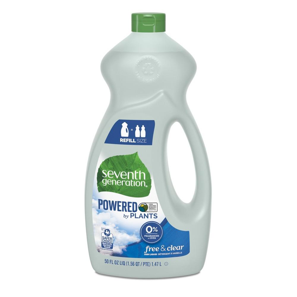 Seventh Generation Dish Liquid Soap