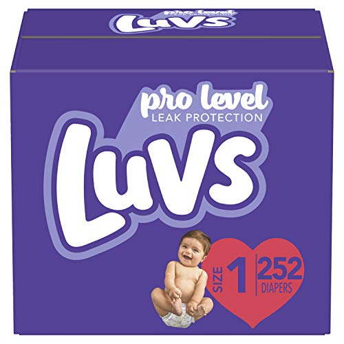 Luvs Ultra Leakguards Diapers, As Low As $21.80 (save $14.19)!