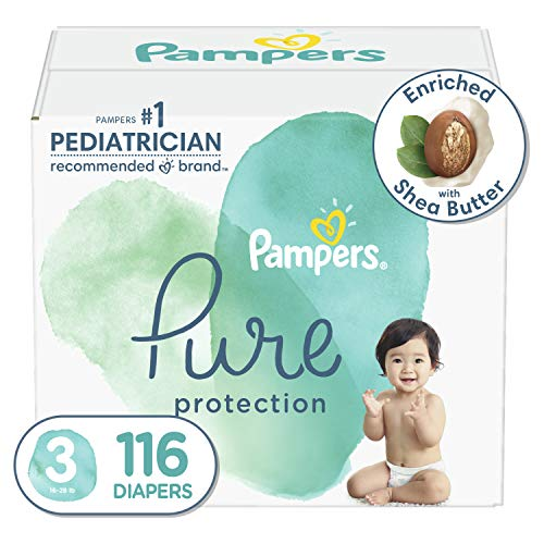 Pampers Pure Protection Diapers Enormous Pack, As Low As $19.88!