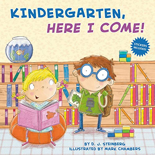 Kindergarten, Here I Come Book, Only $3.77!