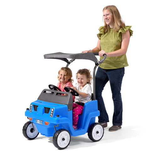 Step2 Side-by-Side Push Around SUV Two-Seater Push Car, Only $110 Shipped (save $40)!