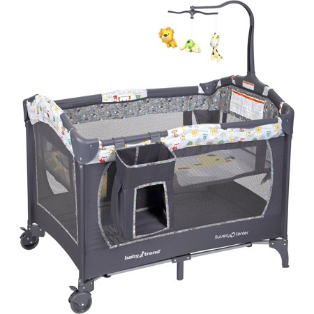 Baby Trend Nursery Center Only $46.08 Shipped (save $33.91)!