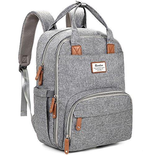 RUVALINO Multifunction Diaper Bag Backpack, Only $24 (reg. $39.99)!