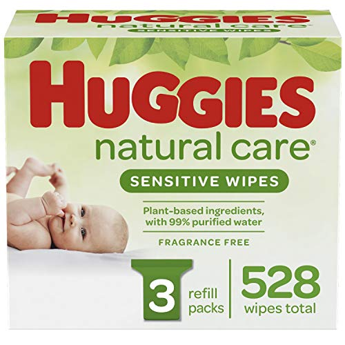 Huggies Baby Wipes 528-Count, as Low as $8.62 (save $6.37)!