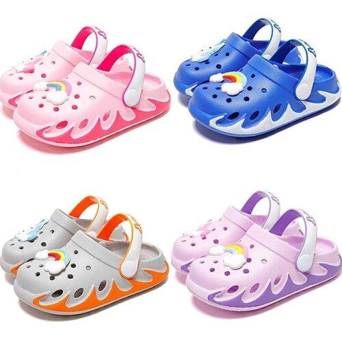 KUBUA Kids Garden Clogs Slip On Water Shoes for Boys Girls, Only $8.64 (reg. $15.35)!
