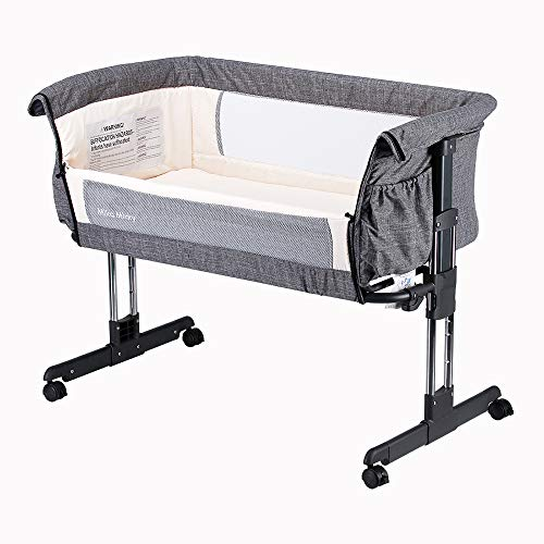 Mika Micky Standalone Bassinet and Bedside Sleeper, Only $169.99 (reg. $200) Shipped!