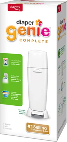 Playtex Diaper Genie Complete Pail, Only $37.44 (Save $12.55) Shipped!