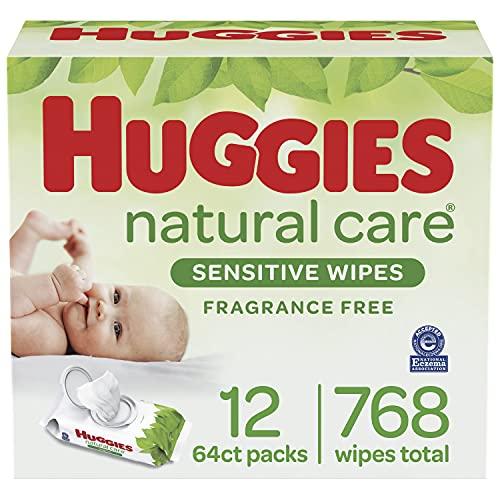 Huggies Baby Wipes 768-Count, as Low as $12.99 (Reg. $32.39)