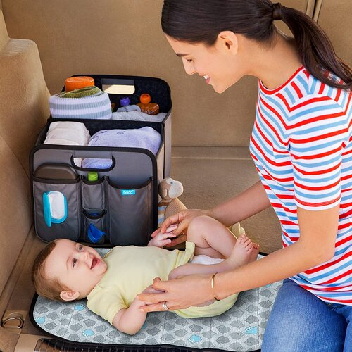 Trunk Organizer & Diaper Changing Station, $28.17 (Save $11.82)!