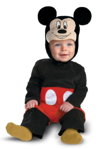 Mickey Mouse Toddler Costume Only $15 (Regularly $48)!